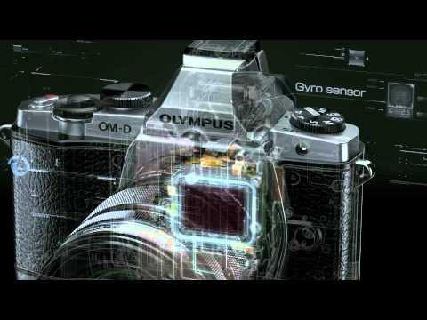 OLYMPUS OM-D - 5-AXIS IMAGE STABILIZATION