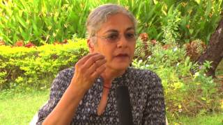 In conversation with Githa Hariharan