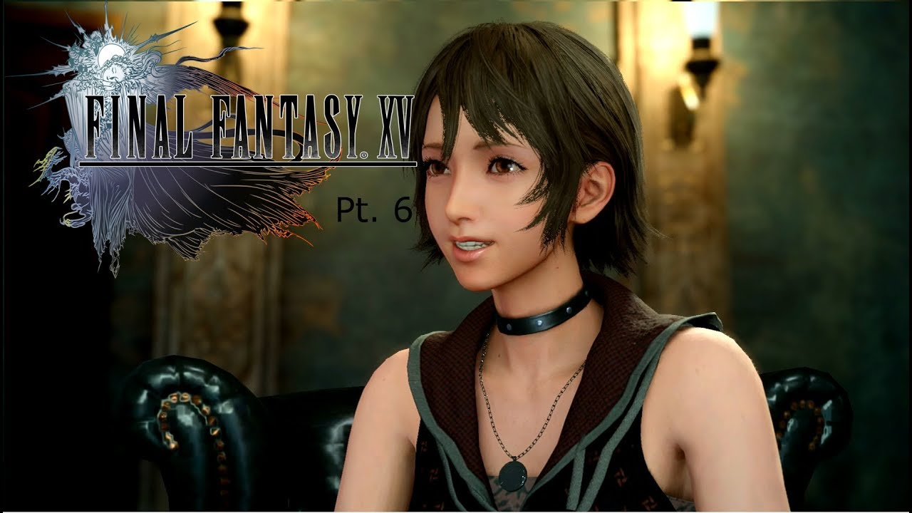 FFXV: A Stroll for Two - Noctis and Iris on a date! - YouTube