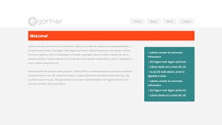 HTML and CSS | Website Layout Tutorial