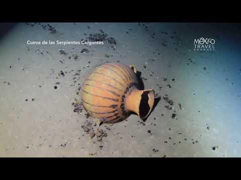 """Crónicas Submarinas """"La Cueva de las Serpientes Colgantes"""" T2E10"""