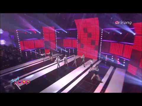 Simply K-Pop - ♬ Purplay - Love and Remember
