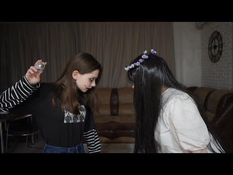Баку против Панночки! Nepeta Страшилки