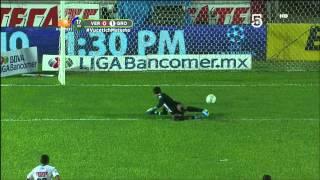 Los Goles de los Cuartos de Final / Veracruz vs Querétaro
