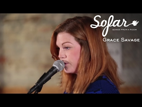 Grace Savage - What I Might Do (Ben Pearce Cover) | Sofar NYC