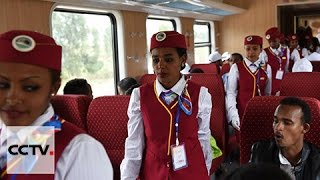 Ethiopia, Djibouti launch Africa's first modern electrified railway