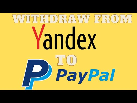 How To Link PayPal To Yandex -  Withdraw From Yandex Toloka To PayPal