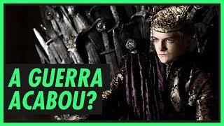A GUERRA DOS CINCO REIS acabou mesmo? | GAME OF THRONES