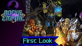 First Look - Rogue Empire - Dorf The Dwarf!