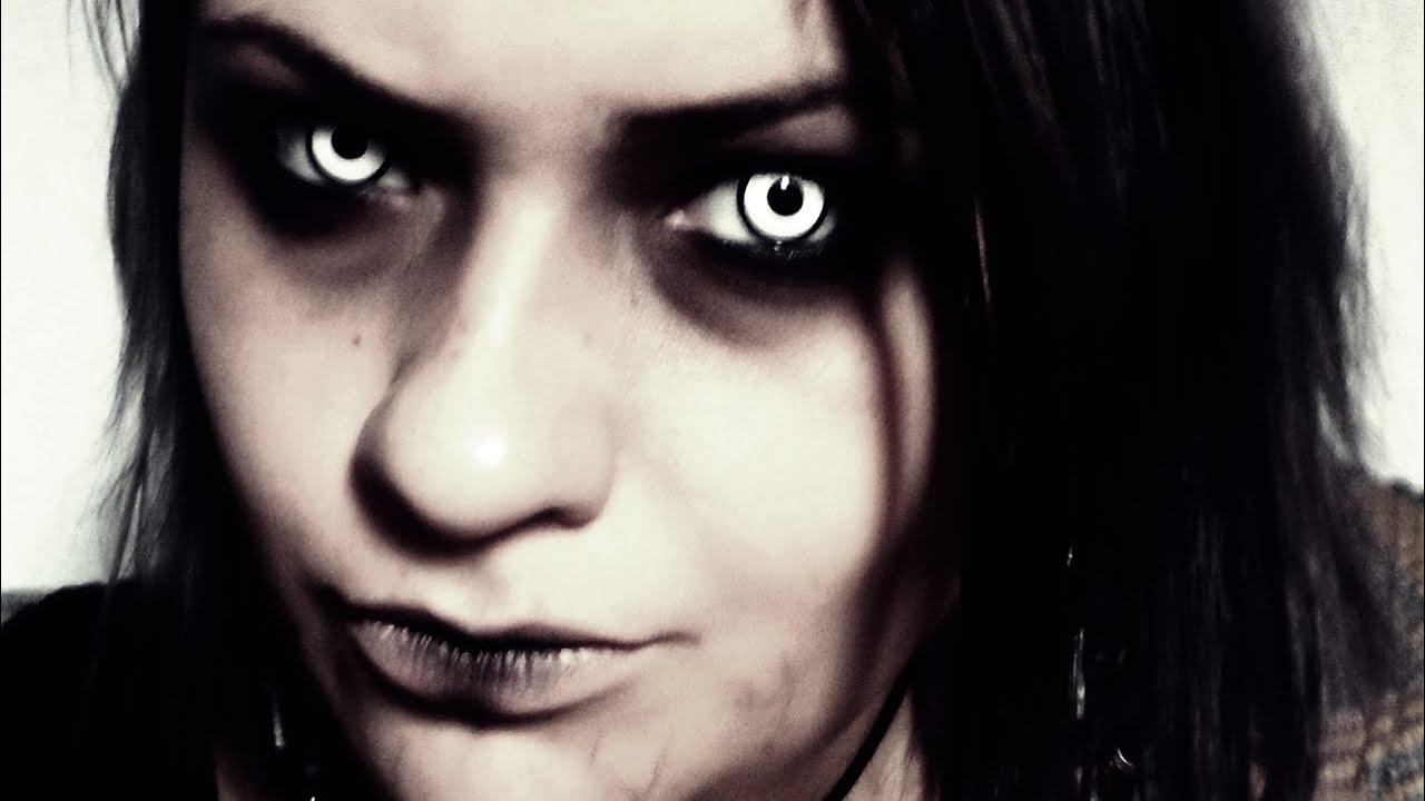 Halloween - Living Dead Girl/Creepy Makeup - YouTube