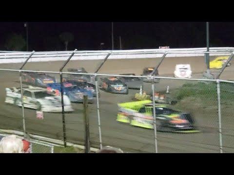 DIRT LATE MODELS. - dirt track racing video image