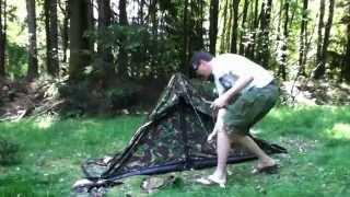 Туристическая палатка Nordway Cadaques 3 Видео