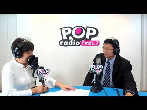 2019-01-14《POP搶先爆》黃光芹 專訪 台南市議員 謝龍介