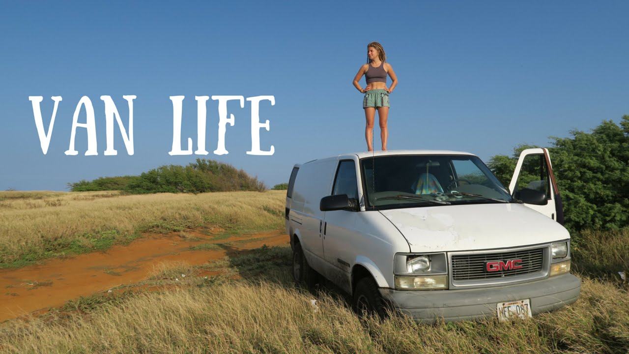 Living In A Van >> Living In A Van A Day In The Life Youtube
