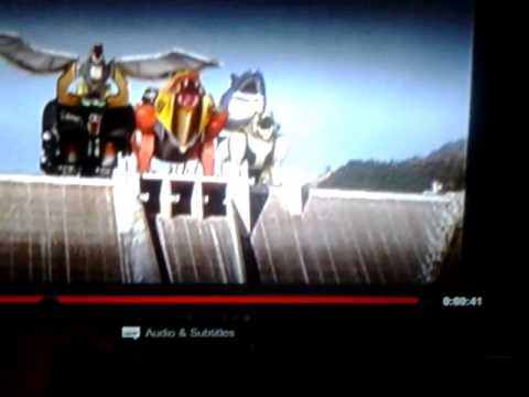 Power Rangers Wild Force (2002, MMII) - Season 10 End Credits (2000's sitcom) Netflix♡♥