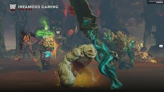 [EN] VG vs Infamous - The International 2019 Group Stage