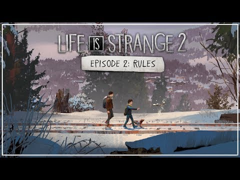 Let's Play: Life is Strange 2: Episode Two | Part 4 | Rules | thumbnail