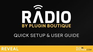 Radio by Plugin Boutique | Radio Sampling Editing