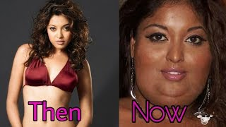Shocking transformation of Aashiq Bnaya Aapne actress Tanushree Dutta |OMG !!