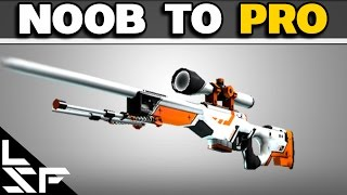 CS:GO NOOB TO PRO #9 - How to Awp