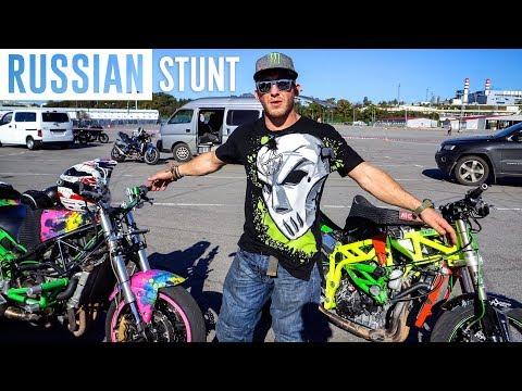 Стантрайдеры о Своих Мотоциклах и Трюках