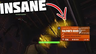 'DOIT VOIR' NOUVEAU SOUS L'ESCROQUERIE DE CARTE ! SCAMMER GET SCAMMED POUR SES WEAPONS RAREST! - Fortnite Save The World