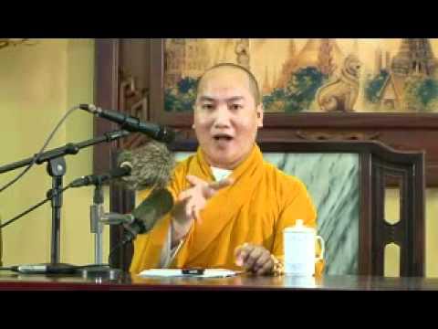 Bat Nha Tam Kinh 1/4 - DD Thich Phuoc Tien