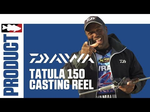 Ish Monroe Talks About the new Daiwa Tatula 150 Casting Reel