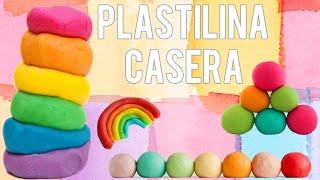 Como hacer plastilina casera con Coca Cola y Fanta - Tutoriales Belen