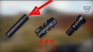 Лучший обвес для  АR (штурмовых винтовок) M416 AKM M16A4 SCAR-L