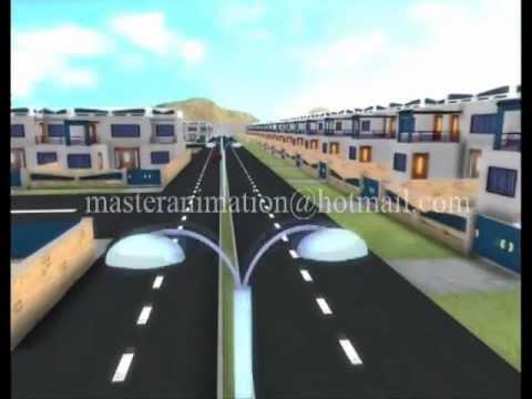 Autodesk Maya Architecture Project