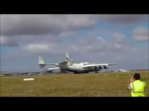 Самолет мрия видео ::
