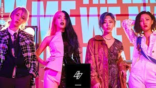 How MAMAMOO's HIP shattered records and expectations with their reality in BLACK comeback!
