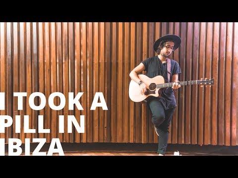 I Took A Pill In Ibiza - Mike Posner Zeeba cover acústico Nossa Toca