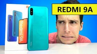 Xiaomi Redmi 9A, PRUEBAS y UNBOXING en español - Es FAIL? REVIEW