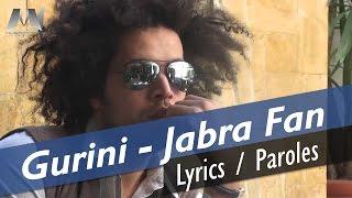 Jabara Fan - Grini | Shah Rukh Khan ►Karaoke │ كاريوكي