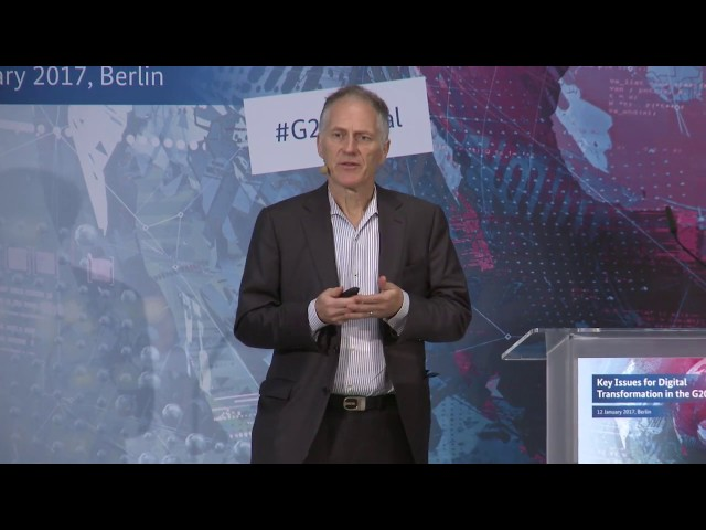 Keynote by Tim O'Reilly at the Joint G20 German Presidency-OECD Conference