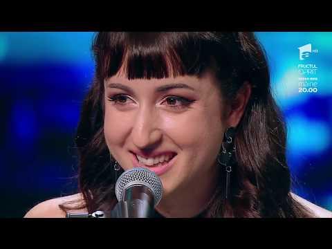 """Din SUA, pe scena X Factor. Julia Alexis, poveste emoţionantă: """"Am fost adoptată"""""""