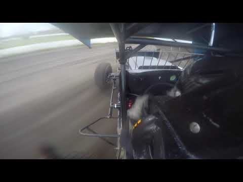 August 17, 2019 - I-90 Speedway in Hartford, SD - 305 Sprint Car Heat #2 - Onboard Shane Fick #7
