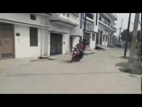 Chhota DON Bike Robory  Pulsar Indain  Bike