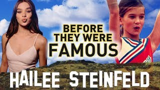 Hailee Steinfeld Before They Were Famous Biography