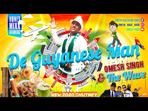 De Guyanese Man by Omesh & The Wave Band
