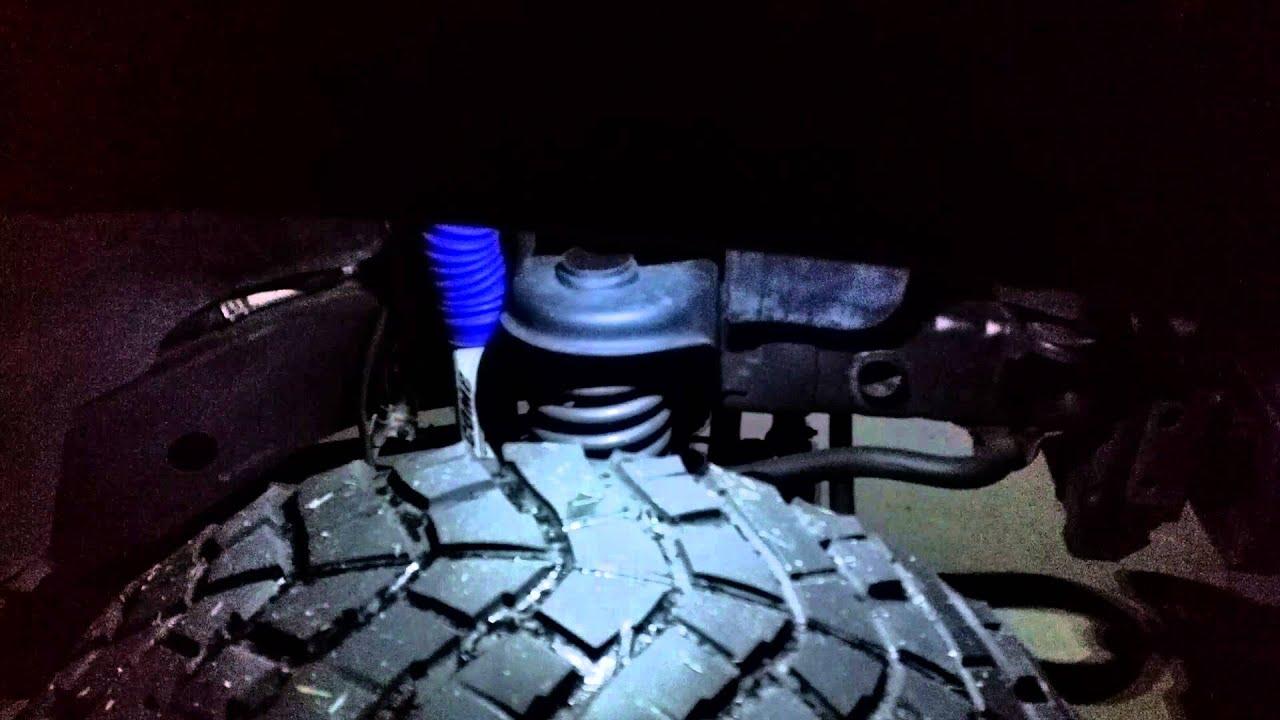 Jeep JK Led Rock Lights