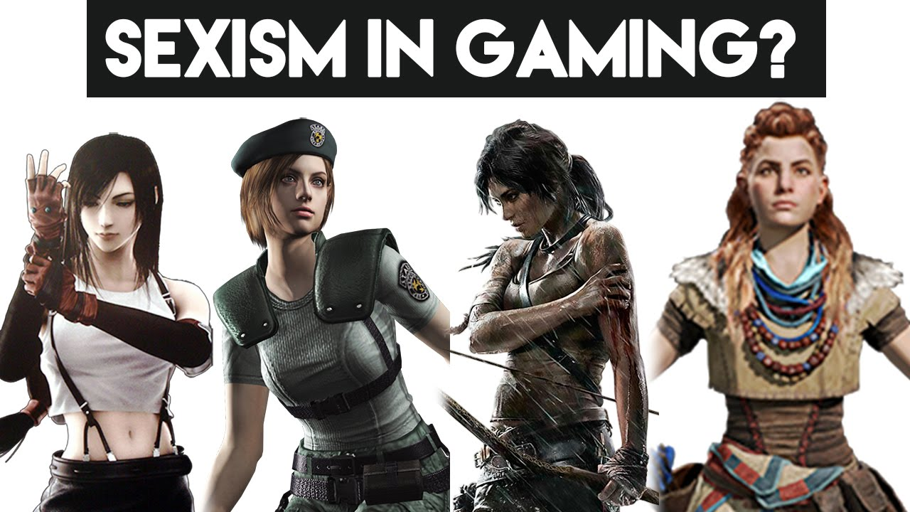 sexism in video games