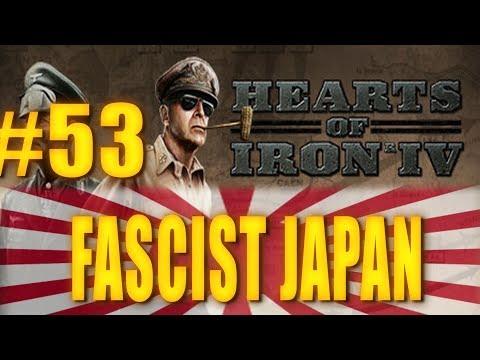 FASCIST JAPAN - Hearts of Iron IV Gameplay #53