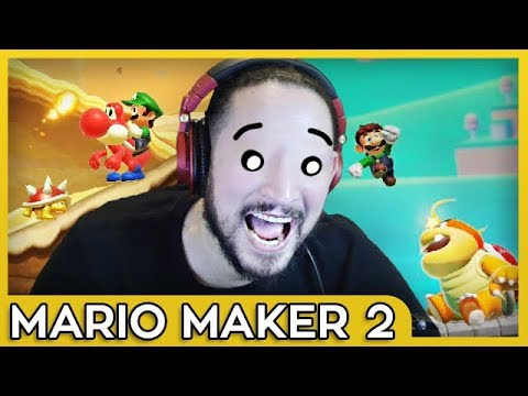 THE NEW RECORD - SUPER MARIO MAKER 2: EXPERT