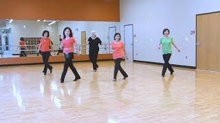 And Get It On - Line Dance (Dance & Teach)