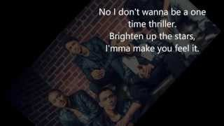 B5-Say Yes (Lyrics)