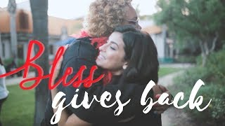 Chapter 1: The Launch of Bless Gives Back