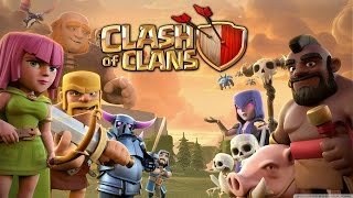 Clash Of Clans | Season 1 | Part 22 | Attack of the Hog Riders (Live War)